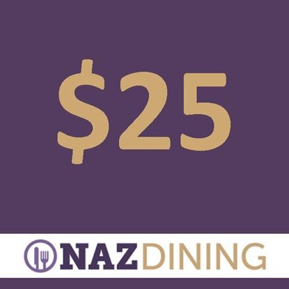 $25 Dining Dollars
